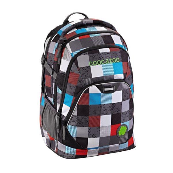 Studentský batoh Coocazoo - EvverClevver - Checkmate, Doprava zdarma