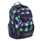 Studentský batoh Coocazoo - CarryLarry2 - Green Purple District