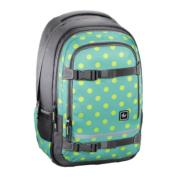 """Školní batoh All Out """"Selby"""" Backpack, Mint Dots, Doprava zdarma"""