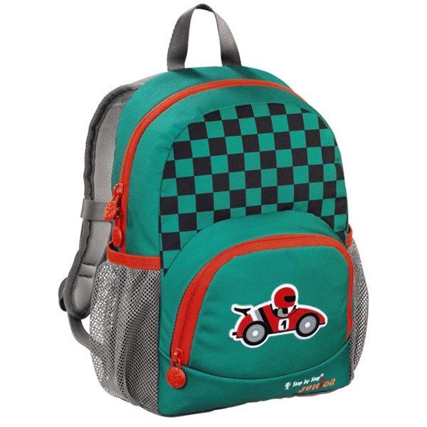 Dětský předškolní batoh Hama - Step by Step - Dressy - Malý závodník