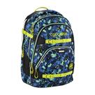Školní batoh CoocaZoo - ScaleRale - GlowBro Pixel night reflexní