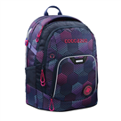 Školní batoh CoocaZoo - RayDay - Purple Ilusion
