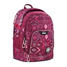 Školní batoh CoocaZoo - RayDay - Tribal Melange