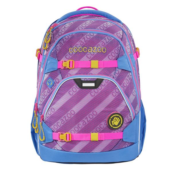 Školní batoh Coocazoo - RayDay - MeshFlash Neonpink