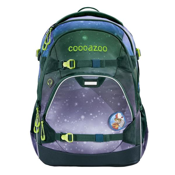 Školní batoh Coocazoo - ScaleRale - OceanEmotion Galaxy Blue