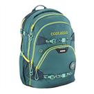 Školní batoh Coocazoo e-ScaleRale s el. nastavitelným popruhem - Petrol