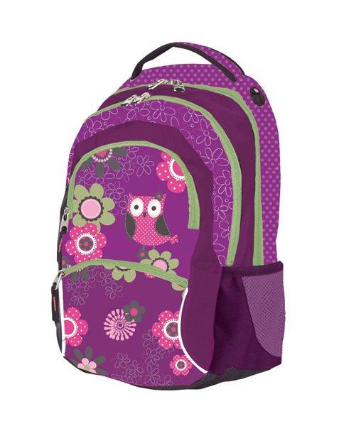 Školní batoh Stil - Owl