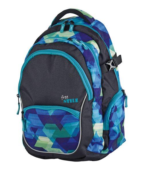 Školní batoh Stil teen - Free style
