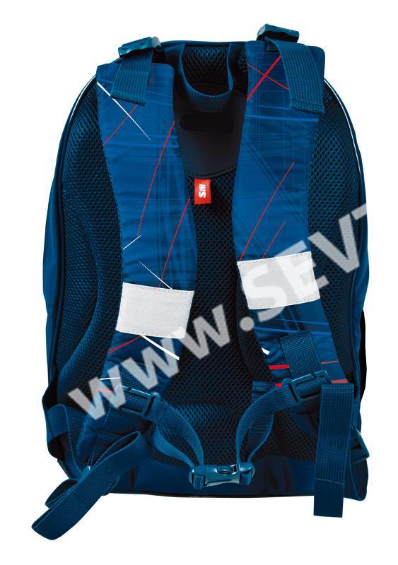 1a697a4edf7 Školní set Speed Racing Junior (batoh + penál + sáček + peněženka + ...
