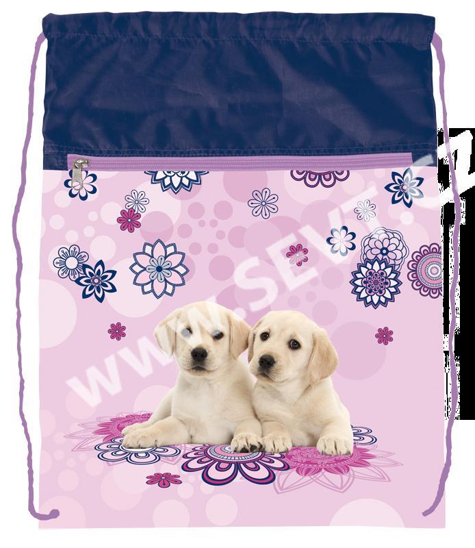 Školní set Best Friends Junior (batoh + penál + sáček + peněženka + boxy na  sešity A4 a A5) 608804ee21