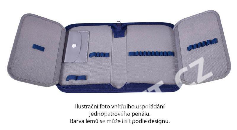 0a8e9c3be61 Školní set Candy Junior (batoh + penál + sáček + peněženka + boxy na sešity  A4 a A5)