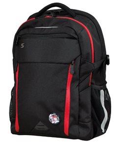 Studentský batoh Stil Original - Black & Red