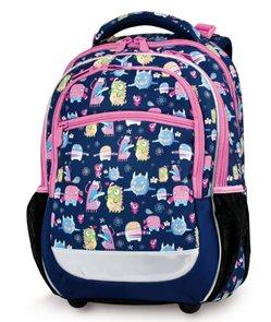 Školní batoh Stil - Happy monsters