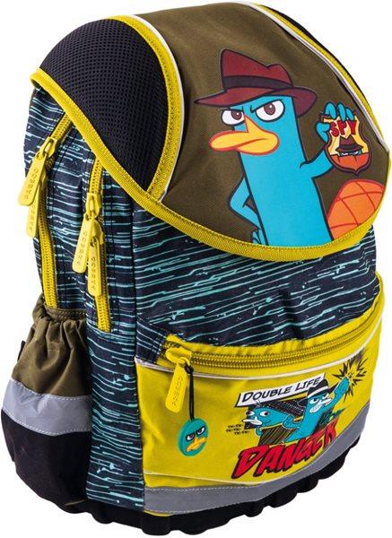 Školní batoh, ergonomický - Phineas & Ferb - velký