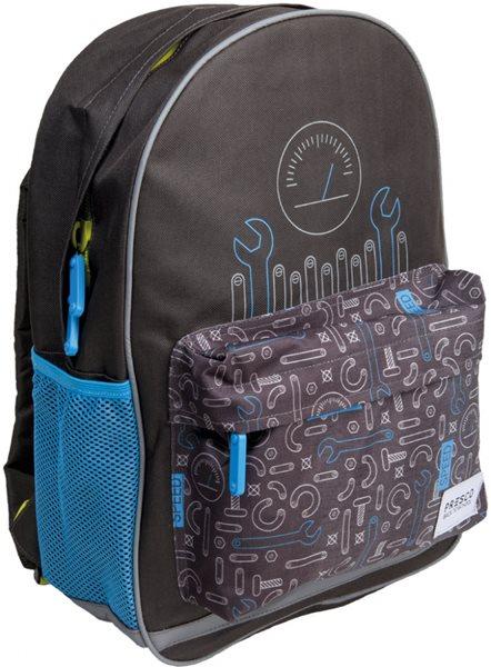 Školní batoh - Technic Boys - malý