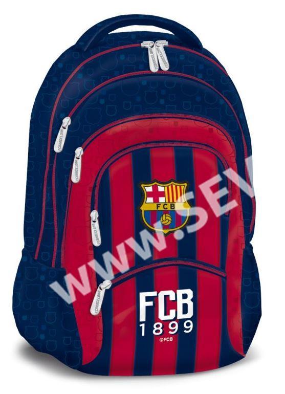 1be9488c3e Studentský batoh Ars Una - FC Barcelona 5komorový - SEVT.cz