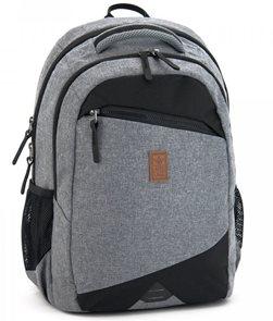 Školní batoh Ars Una AU08 - šedý