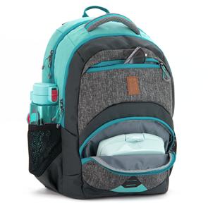 Školní batoh Ars Una AU10 - modrošedý