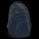 Studentský batoh Ars Una - Autonomy AU2 šedo-modrý