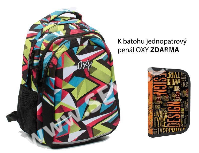 1f3e4360c5 Anatomický batoh OXY ONE - NEO - SEVT.cz