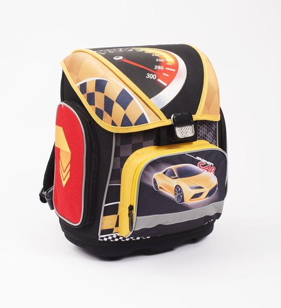 Anatomický batoh PREMIUM - Auto