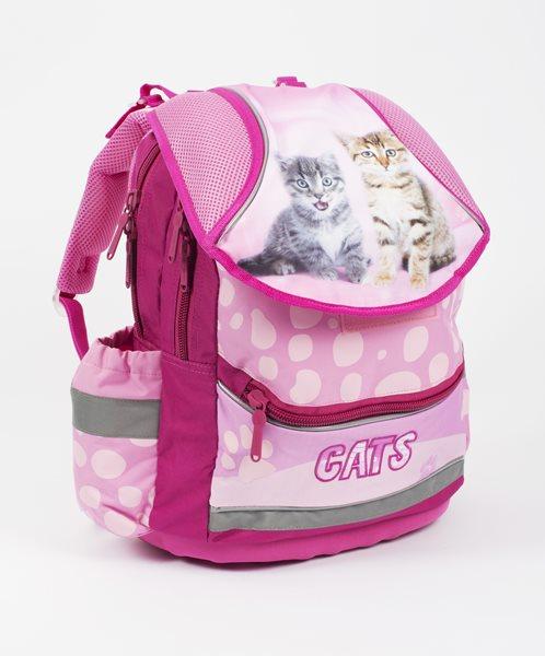 Anatomický batoh PLUS - Kočka