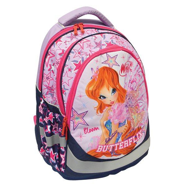 Školní batoh Karton PP ERGO - Winx