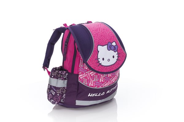 Školní batoh Karton PP PLUS - Hello Kitty