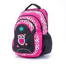 Karton PP Školní batoh OXY Fashion - Pink Owl