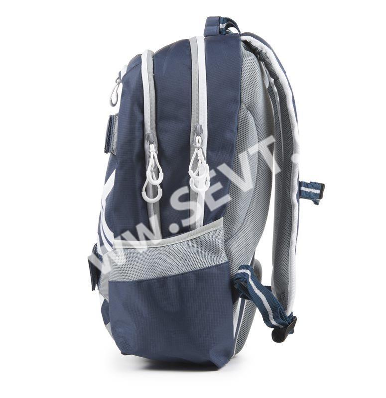 Studentský batoh OXY Sport BLUE LINE - White. Studentsk  253  batoh OXY  Sport BLUE LINE - White. Studentský batoh OXY Sport BLUE LINE ... 1213bf5de2