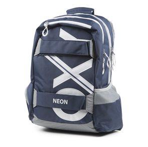 Studentský batoh OXY Sport BLUE LINE - White