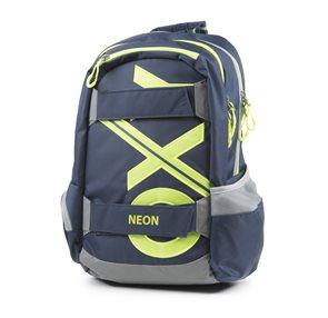 Studentský batoh OXY Sport BLUE LINE - Green