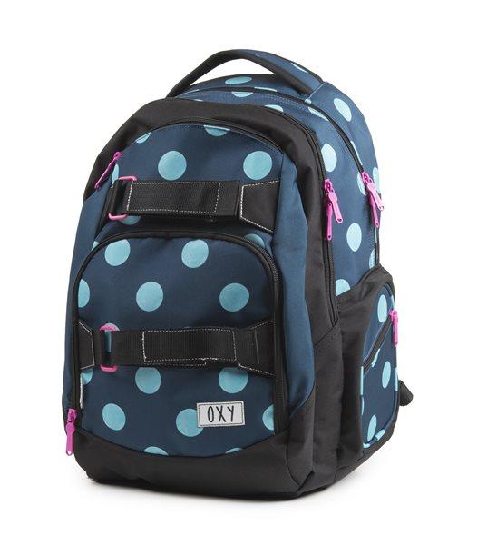 Studentský batoh OXY STYLE - Dots