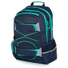 Studentský batoh OXY SPORT Pastel Line - Green