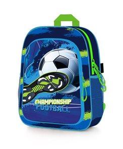 Batoh dětský předškolní - Fotbal