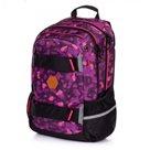 Studentský batoh OXY SPORT - Camo girl