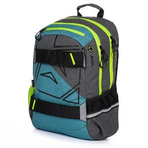 Studentský batoh OXY SPORT - Fox blue