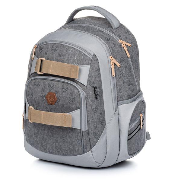 Studentský batoh OXY STYLE - Fox