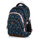 Školní batoh OXY SCOOLER - Magnolia dark