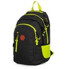 Studentský batoh OXY CAMPUS - Black