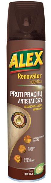 Alex renovátor nábytku – aerosol proti prachu