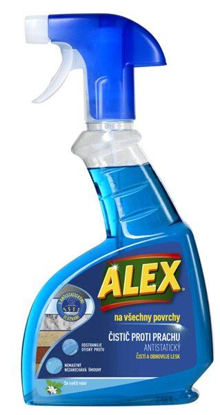 Alex proti prachu - na všechny povrchy