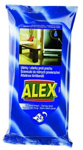 Alex utěrky-proti prachu 24 ks