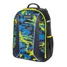 Školní batoh Herlitz be.bag airgo - Kamufláž žlutomodrá