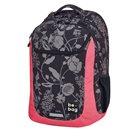 Školní batoh be.active - Mystic Flowers
