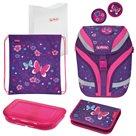 Školní set batoh SoftFlex Herlitz - Motýl