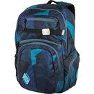 Studentský batoh Nitro HERO - Fragments Blue