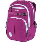 Studentský batoh Nitro CHASE - Grateful Pink