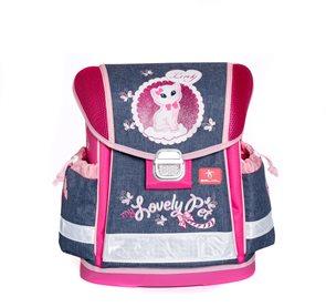 Školní aktovka Belmil - Lovely Pet Jeans