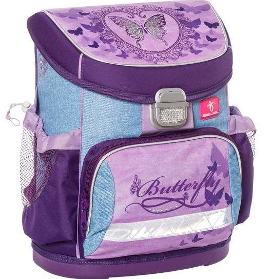 Školní aktovka Belmil - Purple Dream
